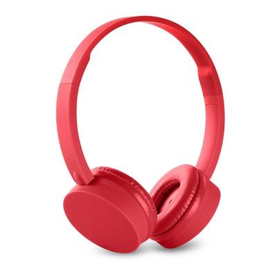 ENERGY Headphones BT1 Bluetooth Coral, stylová circumauralní Bluetooth 3.0 sluchátka, 93 ±3 dB