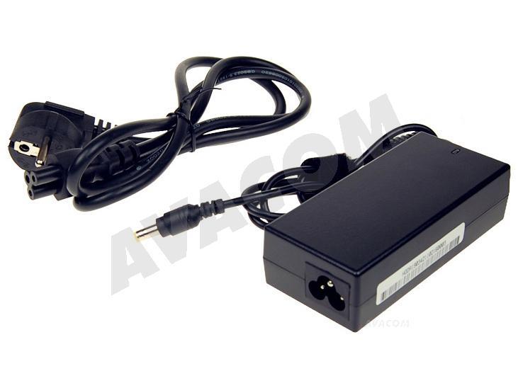 AVACOM Nabíjecí adaptér pro notebook 100-240V/19V 3,42A 65W konektor 5,5x2,5mm