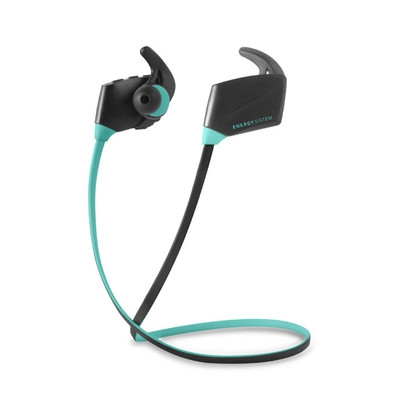 ENERGY Earphones Sport Bluetooth Mint, sluchátka s mikrofonem Bluetooth V4.0 class II
