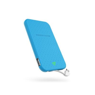 ENERGY Extra Battery 2500 Blue, Power Bank přenosný velmi kompaktní akumulátor pro Vaše mobilní zařízení