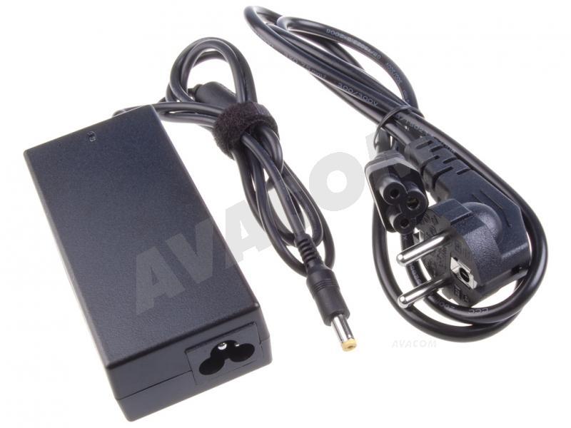 AVACOM Nabíjecí adaptér pro netbook Acer, Dell 19V 3,42A 65W konektor 5,5mm x 1,7mm