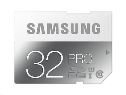 Samsung SDHC karta 32GB Class 10 PRO