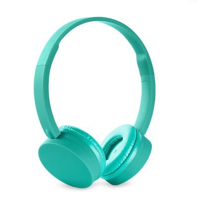 ENERGY Headphones BT1 Bluetooth Mint, stylová circumauralní Bluetooth 3.0 sluchátka, 93 ±3 dB