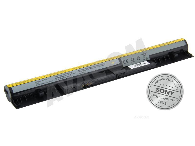 AVACOM baterie pro Lenovo IdeaPad S400 Li-Ion 14,8V 2900mAh/ 43Wh black