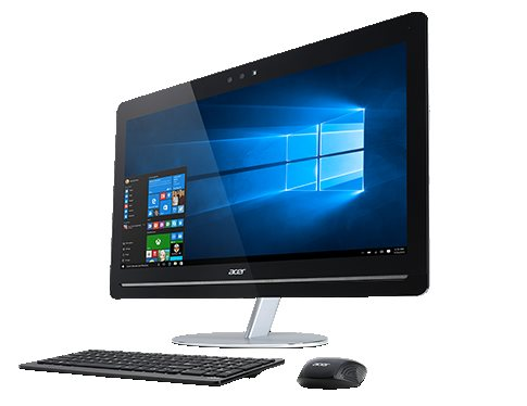"Acer Aspire U5-710 ALL-IN-ONE 23,8"" LED FHD/Ci5-6400T/8GB/1TB/GeForce 940M/DVDRW/BT/3D Cam/W10 Home"