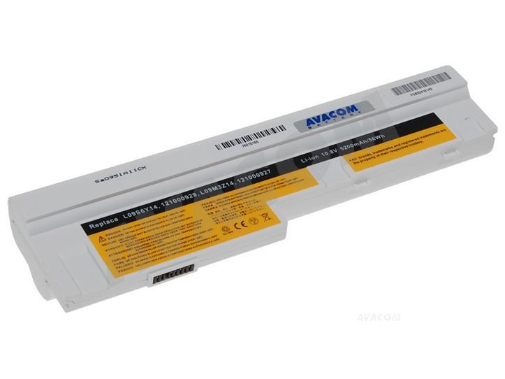 AVACOM baterie pro Lenovo IdeaPad S10-3 Li-Ion 10,8V 5200mAh/56Wh white