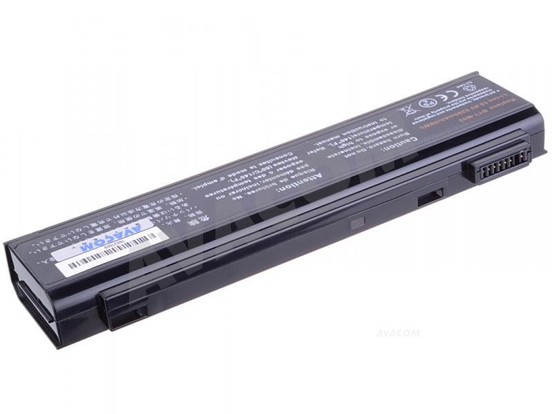 Náhradní baterie AVACOM LG K1 Series, MSI EX700/L710/M520, BTY-M52 Li-Ion 11,1V 5200mAh/58Wh