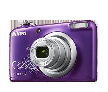 NIKON COOLPIX A10 - 16,1 MP, 5x zoom - Purple