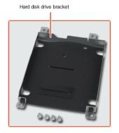 Rámeček pro HDD HP Probook - 450/455/470 G3