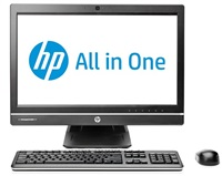 HP EliteOne 800G2 AiO 23 Touch / i3-6100 / 4 GB / 128 GB SSD / Intel HD / Win 10 Pro