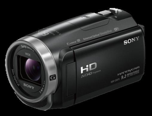 SONY HDR-CX625 FullHD, 30x optický zoom