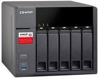 QNAP TS-563-2G (2.0GHz, 2GB RAM, 2x LAN, 5x SATA)
