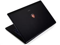 """MSI GS72 6QE-246CZ Stealth Pro 4K/ i7-6700HQ Skylake/16GB/256GB SSD+1TB HDD/GTX970M, 3GB/17,3"""" UHD IPS/ W10"""