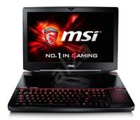 """MSI NB GT72S 6QE-1000CZ Dominator Pro Tobii,17.3""""UHD AG,i7-6820HK,2x16GB,GTX980M 8GB,256GB SSD+1TB 7200,BDW,WF+BT4.0,W10"""