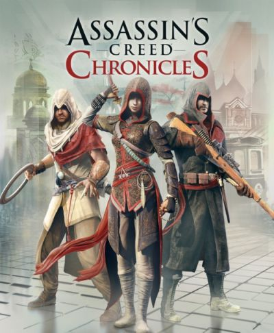 Ubisoft XBox One hra Assassins Creed Chronicles