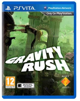 SONY PS4 hra Gravity Rush