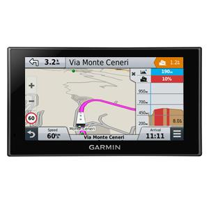 Garmin Camper 660T-D Europe45 Lifetime, 6.0'', Bluetooth, bez TOPO map