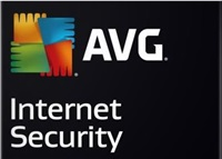 AVG Internet Security, 3 lic. (12 měs.) SN DVD