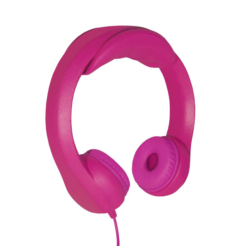 ART Headphones for kids AP-T01P pink
