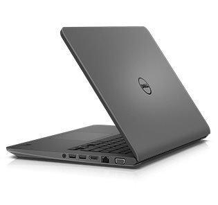 """Dell Latitude 3470 14"""" HD i5-6200U/4GB/500GB/VGA/HDMI/USB/RJ45/MCR/FPR/W7P+W10Pro/3NBD/Tmavě šedý"""