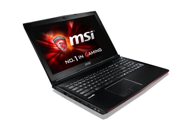 """MSI GP62 6QF-677CZ Leopard Pro/i7-6700HQ Skylake/8GB/128 SSD + 1TB HDD/DVDRW/GTX960M, 2GB/15.6"""" FHD/W10"""