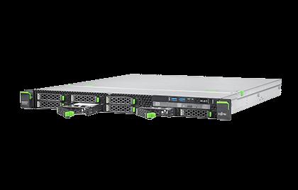 Primergy RX1330 M2 SFF E3-1220v5 8GB DVDRW 1x450W 3NBD