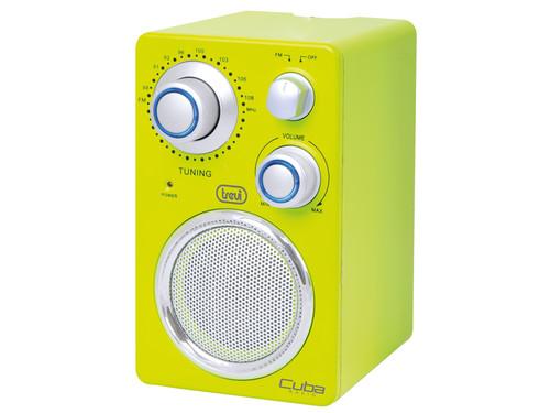 RA 742 T/GR Přenos. radiopřijímač, FM