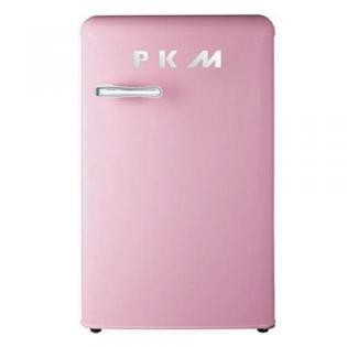 PKM KS R 86,4 Chladnička s mrazákem růžová