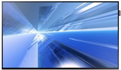 "SAMSUNG LH48DCEPLGC/EN (LFD simple USB content playing) 48"" 16:9 D-LED/1920 x 1080/5000:1/6ms/350nits/S"