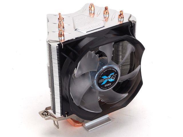 Zalman CNPS7X Led plus chladič na procesor