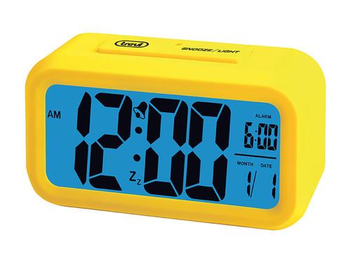 SLD 3068/YL Digi. hodiny+budík+kalendář