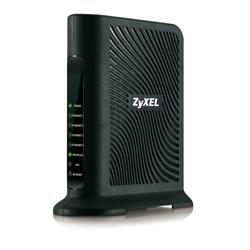 Zyxel Prestige P-660HN-T3A, 150Mbps 802.11n Wireless ADSL2+ Router, 4x 10/100 LAN, built-in antenna, AnnexB