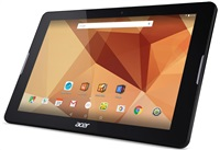 "ACER Iconia One 10 (B3-A20B-K0VF) - MT8163@1.3GHz, 10.1"" 1280x800 HD IPS, 1GB, 32GB eMMC, BT, 2xcam, GPS, And. 5.1,černý"