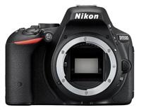NIKON D5500 + 18-55 AF-P DX VR + 55-200 AF-S VR II