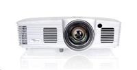 Projector Optoma X316ST (FULL 3D, XGA, 3 400 ANSI, 20 000:1, HDMI, 2x VGA)