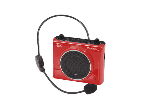 K 755USB/RED Zesilov.box+karaoke FM,MP3