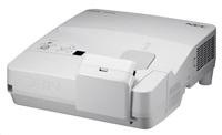 NEC Projektor LCD UM301Wi Multi-Touch, WXGA 1280x800,3000ANSI lm,6000:1, včetně držáku na zeď