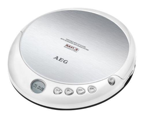 CDP 4226/WH Přenosný CD přehrávač,MP