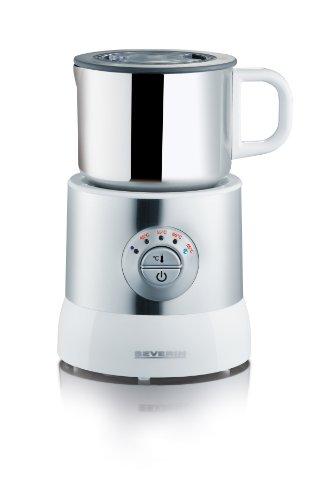 Zpěňovač mléka Severin SM9685 stříbrný/bílý