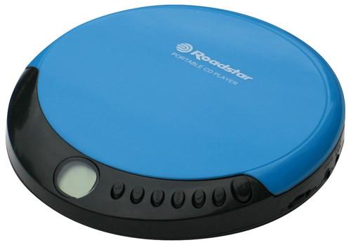 PCD-435CD/BL Přenosný přehrávač MP3 CD