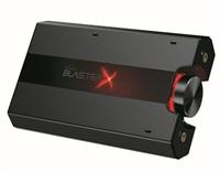 CREATIVE Sound BlasterX G5, zesilovač sluchátek (externí zvukovka), microUSB, konektor 3.5mm, 7.1