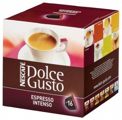 Kapsle NESCAFÉ® Dolce Gusto Espresso Intenso