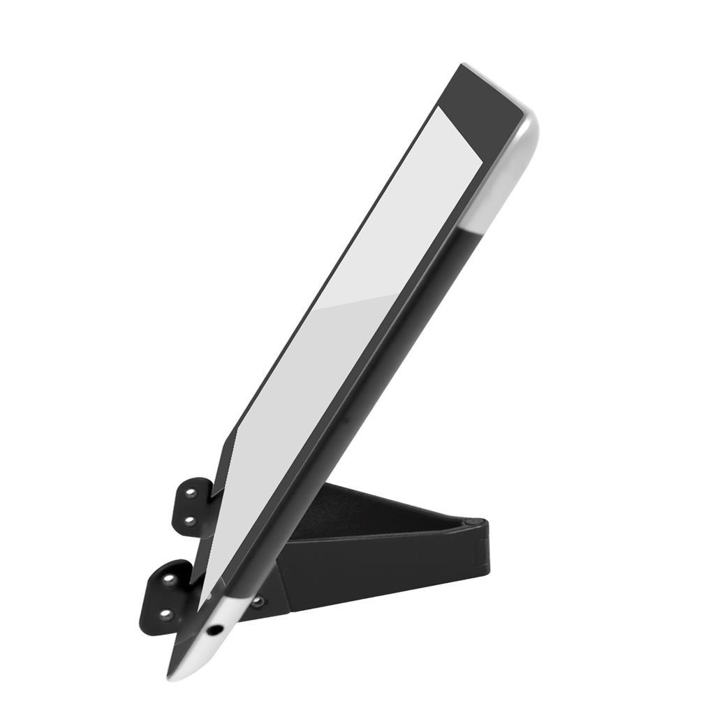 VAKOSS skládací stojan pro PC tablet a mobilní telefony, ST-1213K černý