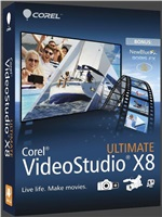 VideoStudio Pro X9 ULTIMATE ML