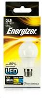 ENERGIZER LED žárovka GLS 5,6W, 470lm, E27 (teplá bílá)