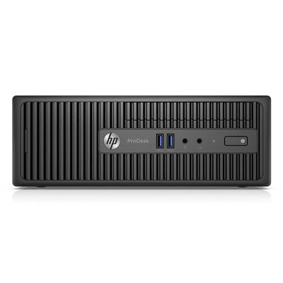 HP ProDesk 400 G3 SFF i5-6500/4GB/1TB/DVD/1NBD/7+10P