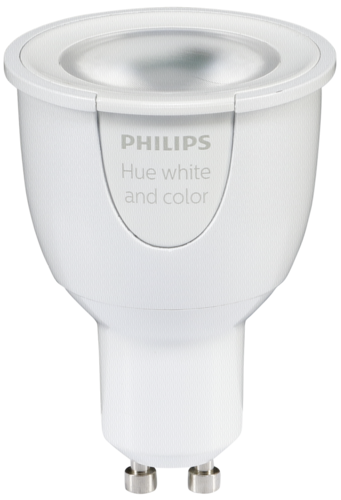Philips Hue LED Reflector GU10 DIM 6,5W white / coloured 250 lm