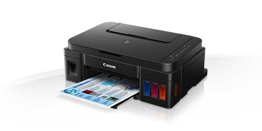 Canon PIXMA G3400 - PSC/WiFi/AP/CISS/4800x1200/USB