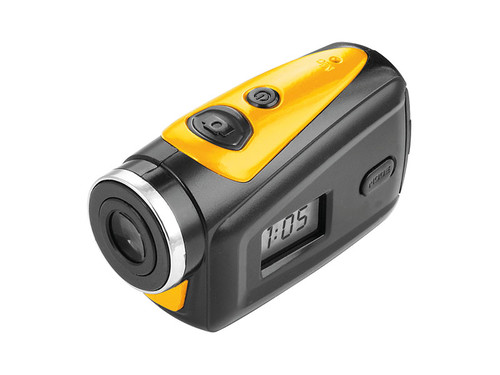 GO 2100HD žlutá Dig.videocamera,sport