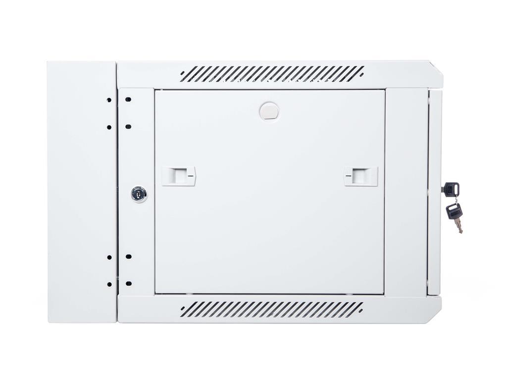 DIGITUS nástěnný rozvaděč 19'' dvoudílný 6U 600x550 RAL7035
